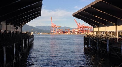 Photo of Pier Waterfront SeaBus Terminal at 601 West Cordova Street, Vancouver, BC V6B 1G1, Canada