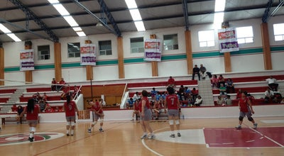 "Photo of Basketball Court Gimnasio ""Rubén Chico Rodríguez"" at Mexico"