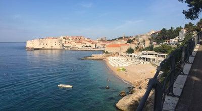 Photo of Beach Banje at Ulica Frana Supila, Dubrovnik 20000, Croatia