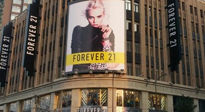 Photo of Clothing Store Forever 21 at 233 Nanjing East Rd, Shanghai, Sh, China