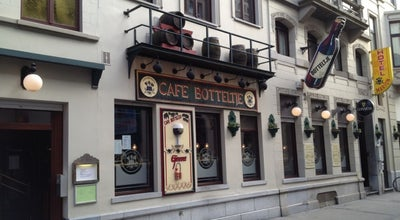 Photo of Belgian Restaurant Cafe Botteltje at Louisastraat 19, Ostend 8400, Belgium