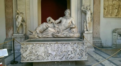 Photo of Museum Belvedere Palace at Vatican, Italy