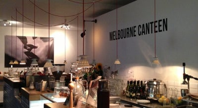 Photo of Australian Restaurant Melbourne Canteen at Pannierstr. 57, Berlin 12047, Germany