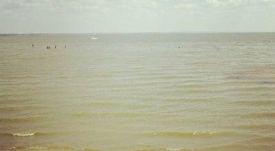 Photo of Beach Пляж Медуза at Ул. Адмирала Крюйса, Таганрог, Russia