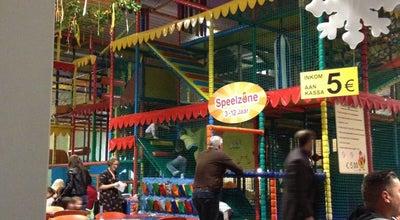 Photo of Playground Binnen- en buitenspeeltuin De Kloek at Liersesteenweg 92a, Grobbendonk 2280, Belgium