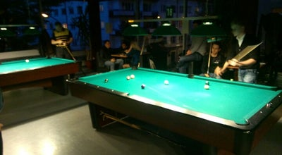 Photo of Nightclub Entry Billiards and Sport Bar at Kestuchio G. 71, Kaunas 44300, Lithuania