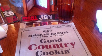 Photo of American Restaurant Cracker Barrel at 5581 Cracker Barrel Blvd, Kalamazoo, MI 49009, United States