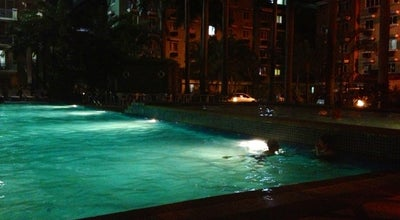 Photo of Water Park Pool Side @ EOM at East Ortigas Mansion, Pasig City 1608, Philippines