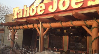 Photo of American Restaurant Tahoe Joe's at 1040 Helen Power Dr, Vacaville, CA 95687, United States