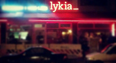 Photo of Restaurant Lykia at Sonntagstraße 1, Berlin 10245, Germany