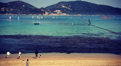 Photo of Beach Stanley Main Beach at Stanley Beach Rd, Stanley, Hong Kong