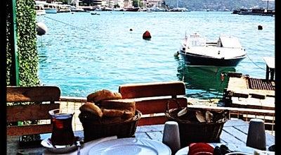Photo of Cafe bebek kahvesi at 13 Cevdet Pasa Cad, Istanbul, Turkey