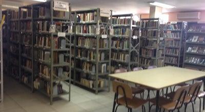 Photo of Library Biblioteca Pública Municipal João Palma da Silva at R. Ipiranga, 105, Canoas, Brazil