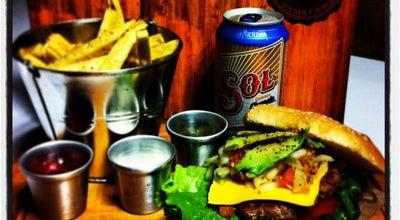 Photo of Burger Joint La Burguesa Hamburguesa Gourmet at Víctor Rosales 109, Zacatecas 98000, Mexico