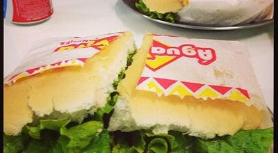 Photo of Burger Joint Lanchonete Água Viva at Av. São João, 964, Londrina 86039-290, Brazil