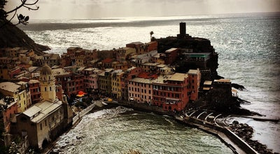 Photo of City Vernazza at Cinque Terre, Vernazza 19018, Italy