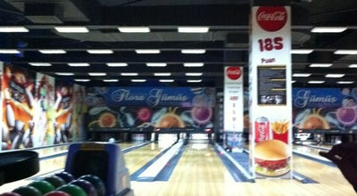 Photo of Bowling Alley AMF Bowling at Forum Trabzon Avm, Trabzon 61030, Turkey