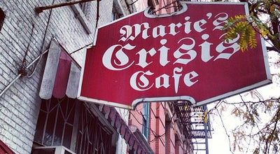 Photo of Pub Marie's Crisis Cafe at 59 Grove St, New York, NY 10014, United States