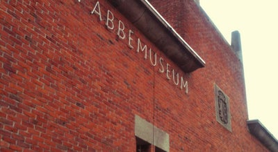Photo of Museum Van Abbe Museum at Bilderdijklaan 10, Eindhoven 5611 NH, Netherlands