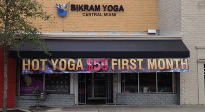 Photo of Yoga Studio Bikram Yoga Central Miami at 5084 Biscayne Blvd, Miami, FL 33137, United States