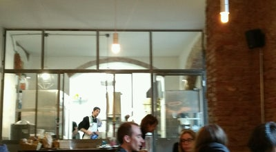 Photo of Italian Restaurant Cafe Gorille at Via Gaetano De Castillia, 20, Milan 20124, Italy