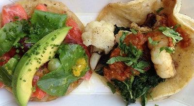 Photo of Taco Place Guerrilla Tacos at 582 Mateo St, Los Angeles, CA 90013, United States
