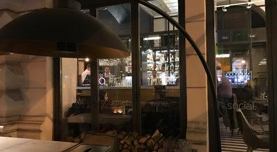 Photo of Modern European Restaurant Bistro Fine at Andrássy Út 8., Budapest 1061, Hungary