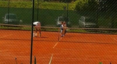 Photo of Tennis Court Teniski Tereni Petlov Salas at Podunavska 2, Novi Sad, Serbia