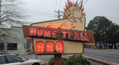 Photo of American Restaurant Home Team BBQ at 1205 Ashley River Rd, Charleston, SC 29407, United States
