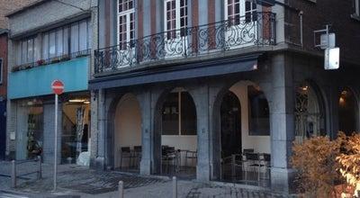 Photo of Italian Restaurant Trattoria Maccheroni at 95 Rue Feronstrée, Liège 4000, Belgium