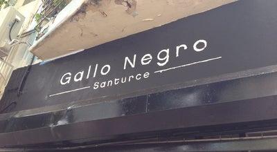 Photo of Latin American Restaurant Gallo Negro at 1107 Ave Ponce De Leon, San Juan 00907-3804, Puerto Rico