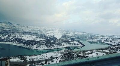Photo of Lake Tunceli Munzur Çayı at Turkey