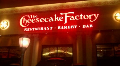 Photo of American Restaurant The Cheesecake Factory at 6223 S State St, Murray, UT 84107, United States