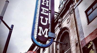 Photo of Theater Orpheum Theatre at Granville And Smithe Streets, Vancouver, Canada