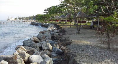 Photo of Beach Silae Beach Hotel & Restaurant at Jl. Malonda No. 1, Palu Barat 94227, Indonesia