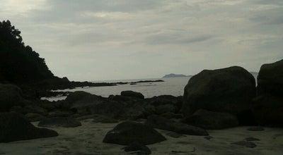 Photo of Beach Pantai Air Papan, Mersing, Johor. at Malaysia