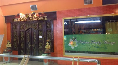 Photo of Spa Balinese Therapy Massage at Ramayana Bali Mall, Denpasar, Indonesia