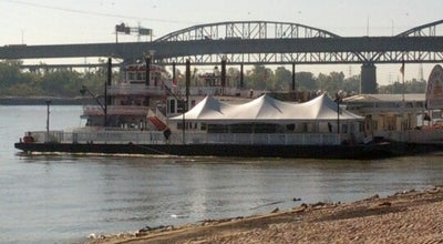 Photo of Scenic Lookout St. Louis Riverfront at 800 S. Wharf St., St. Louis, MO 63102, United States
