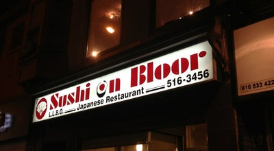 Photo of Japanese Restaurant Sushi On Bloor at 515 Bloor St W, Toronto M5S 1Y4, Canada