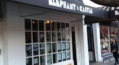 Photo of American Restaurant Elephant & Castle at 68 Greenwich Ave, New York, NY 10011, United States