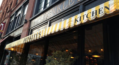 Photo of American Restaurant Brinkley's Local Pub & Kitchen at 406 Broome St, New York, NY 10012, United States