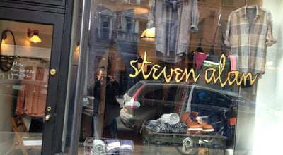 Photo of Other Venue Steven Alan at 229 Elizabeth St, New York, NY 10012, United States