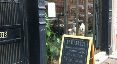 Photo of Health Food Store Pure Bistro at 88 5th Ave, Brooklyn, NY 11217, United States