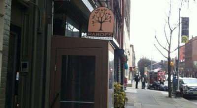 Photo of American Restaurant Pardes Restaurant at 497 Atlantic Ave, Brooklyn, NY 11217, United States