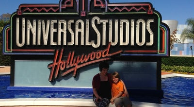 Photo of Theme Park Universal Studios Hollywood at 100 Universal City Plz, Universal City, CA 91608, United States