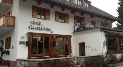 Photo of Hotel Leonhardihof at Seppstr. 6, Bad Toelz 83646, Germany