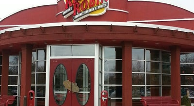 Photo of American Restaurant Red Robin Gourmet Burgers at 12300 Jefferson Ave, Newport News, VA 23602, United States