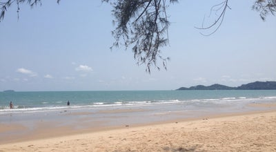 Photo of Beach Coca Cola Beach at Kleang Rayong, Thailand