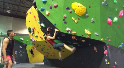 Photo of Athletics and Sports Hub Climbing Fitness and Yoga at 165 Mcintosh Dr, Markham, On L3R 0N6, Canada