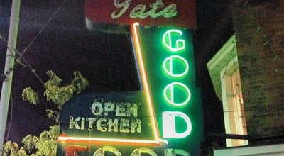Photo of Asian Restaurant The Goof at Queen St. E., Toronto, ON, Canada